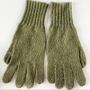 Madewell Tech Soft Knit Wool Texting Gloves